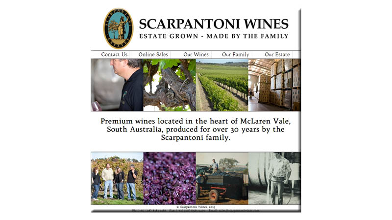 Scarpantoni Estate Wines Company