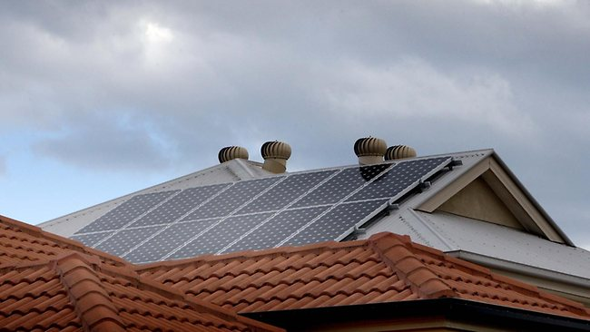 Solar power booms as cranky customers choose change